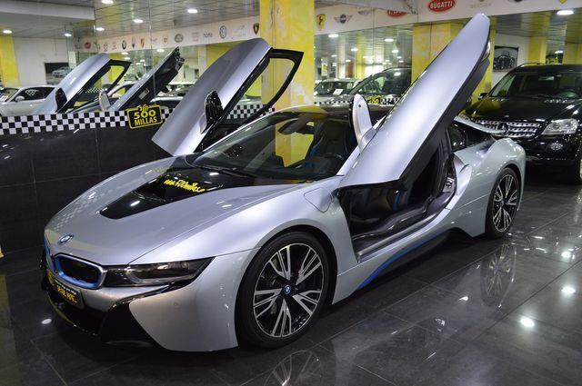 Bmw I8 Hybrido Electrico Gasolina Impecable 2015 De Segunda Mano