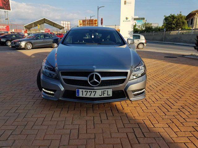 Mercedes Clase CLS 350 CDI