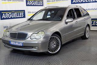 Mercedes Clase C CDI Avantgarde Familiar