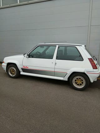 Renault 5 GT turbo 1986