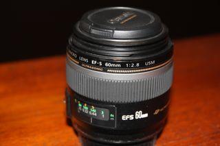 Canon Macro efs 60mm 1:2.8 USM