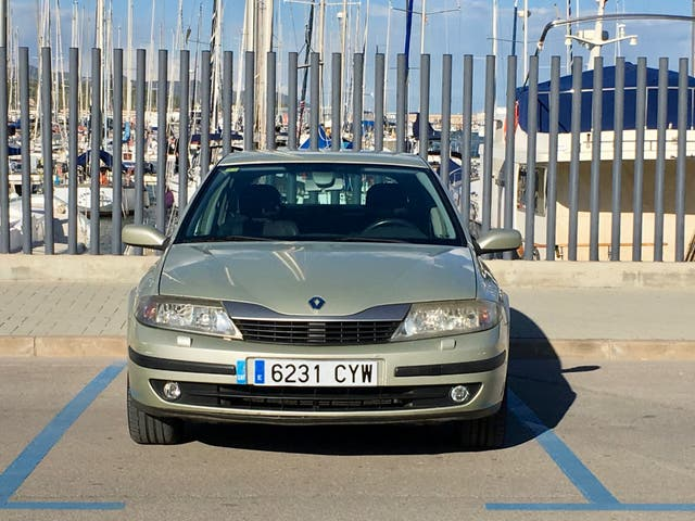 Renault Laguna 1.9DCi Dynamique 120cv 2004