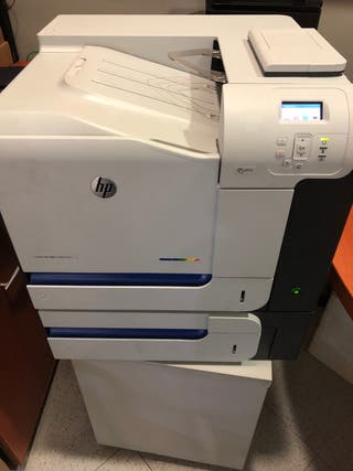 impresora HP COLOR LASER JET 500