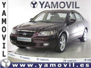 Hyundai Sonata 2.0 CRDI VGT Style 103kW (140CV)
