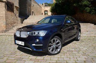 BMW X4 XDrive 3.0 D ..NACIONAL / ÚNICO PROPIETARIO