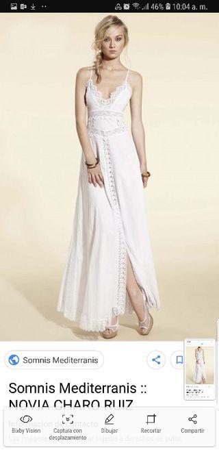 Vestidos de novia hippies de charo ruiz