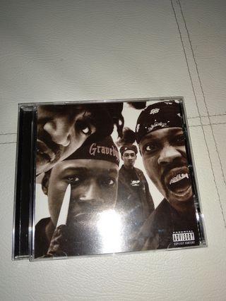 Cd Rap GRAVEDIGGAZ - 6 FEET DEEP