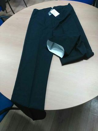 Pantalon negro rociera de estreno talla 48