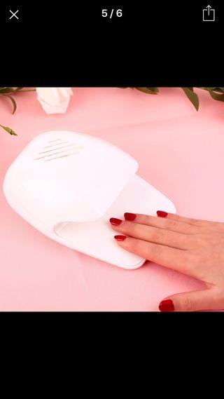 Secador de uñas mini