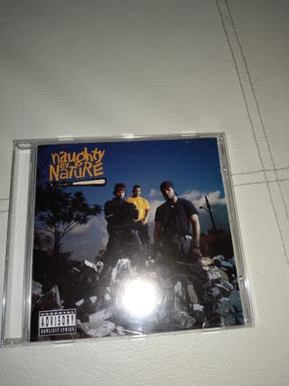 Cd Rap NAUGHTY BY NATURE