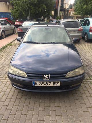 Peugeot 406 1999 2.0Gasolina