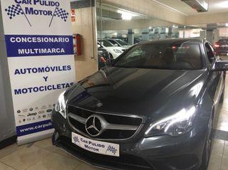 Mercedes-Benz Clase E350 COUPE 306CV