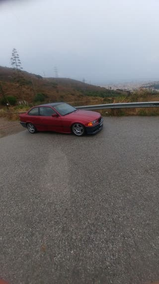 bmw 320i coupe e36