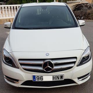 Mercedes-benz Clase B 2013