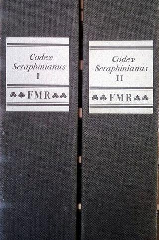 Codex Seraphinianus. FMR