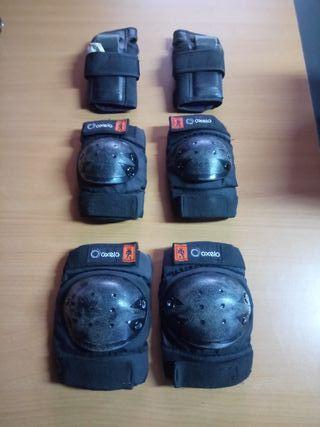 protecciomes patinaje
