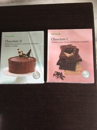 Libro chocolate thermomix