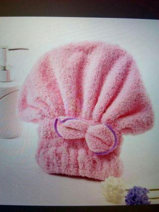 Gorro para salir de la ducha