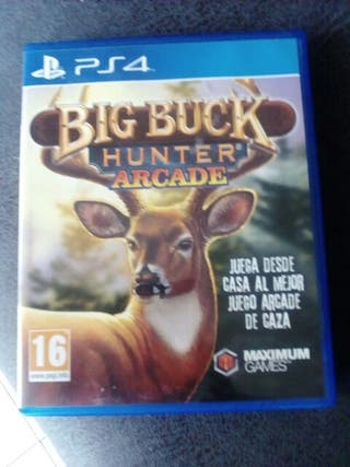 big buck hunter ps4