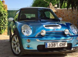 Mini Coupé S 2003