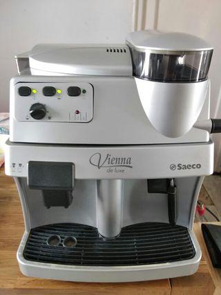 Cafetera Saeco Vienna Deluxe