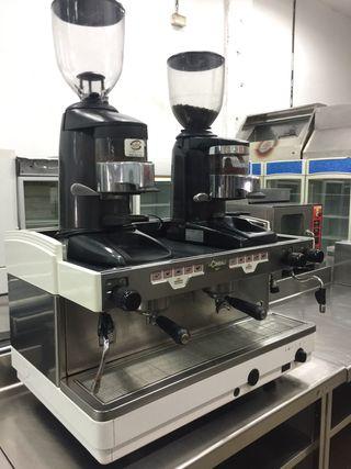 Cafetera Cimbali