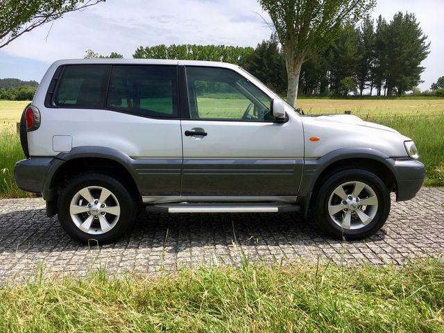 Nissan Terrano 2005