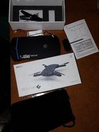dron plegable