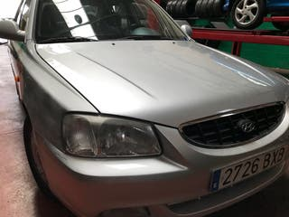 Hyundai Accent alto de gama!