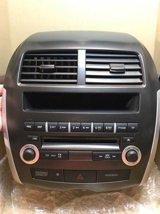 Radio Mitsubishi ASX