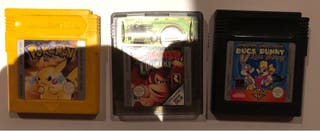 Juegos Game Boy color