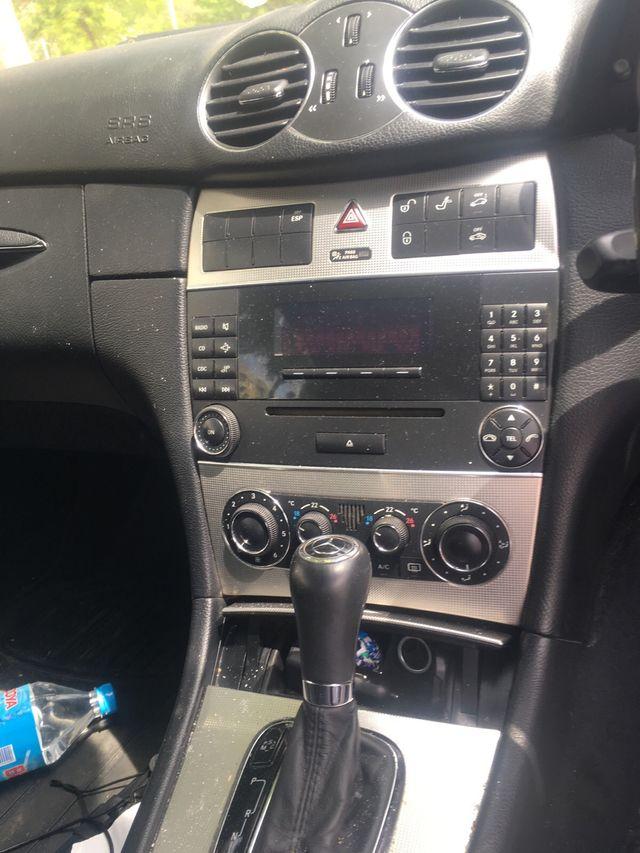 Mercedes-benz CLK 220 AMG 2008