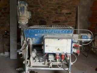 maquina de enyesar