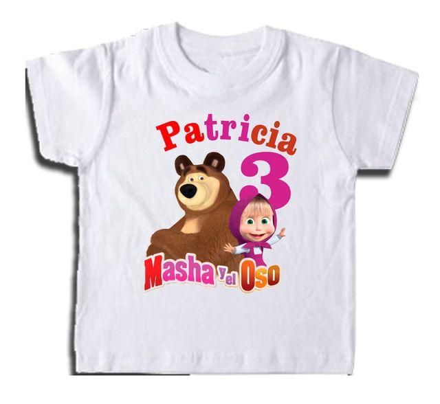 Personalizamos camisetas cumpleaños para niños y n de segunda mano ... 4eabc708f33