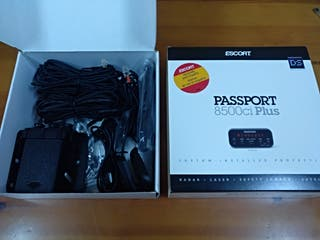 ESCORT PASSPORT 8500 ci plus es