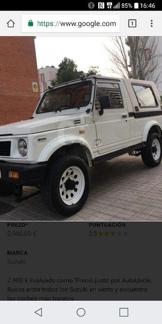 Suzuki Samurai 1998