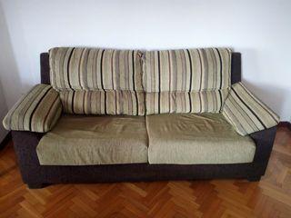 Sofá de 3 plazas, como nuevo