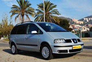 SEAT Alhambra 1.9 TDI 130 cv 7 plazas.