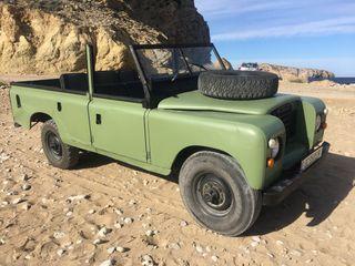 Land Rover santana 109 diésel