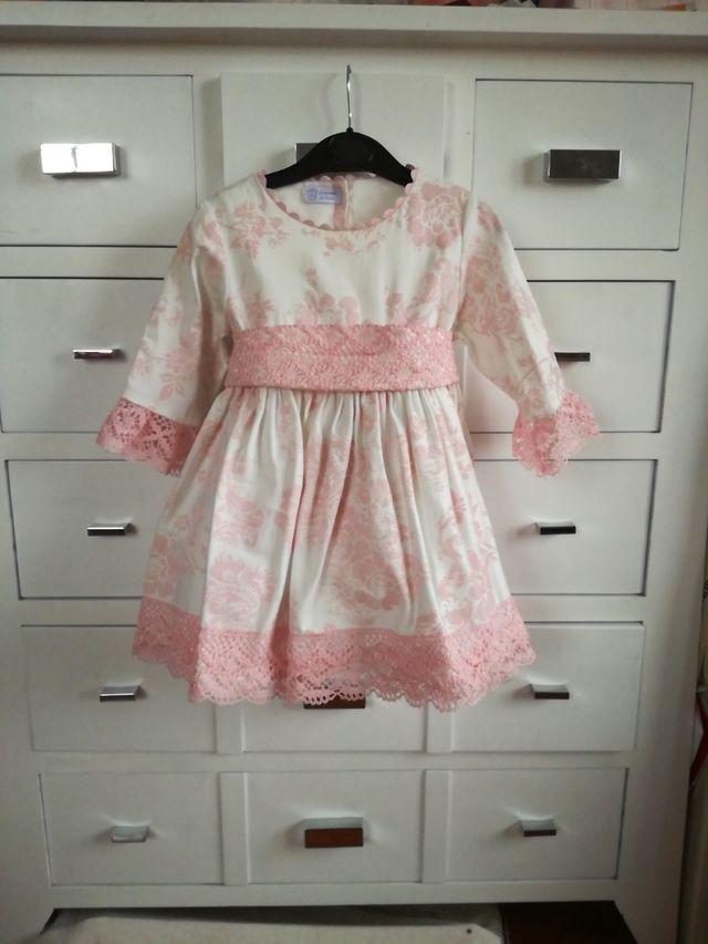 Vestido El Armario De Lucia T4 Anos De Segunda Mano Por 35 En Boo