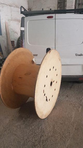 REGALO bobina de madera