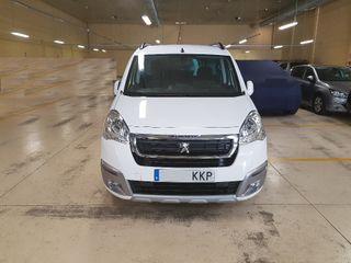 Peugeot Partner NUEVA KM 0 HDI 100cv Style año2018
