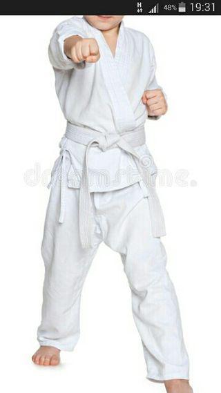 kimono traje karate