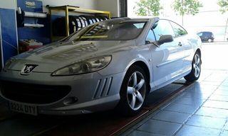 Peugeot 407 cc Coupe COMO NUEVO