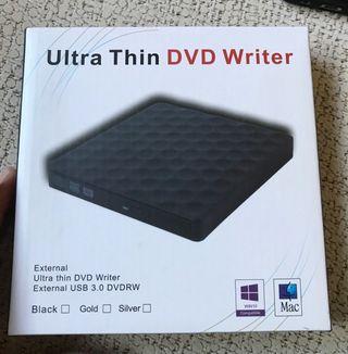 Grabadora cd/dvd externa