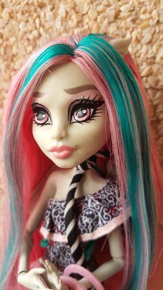 Muñeca Monster High Rochelle