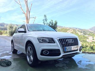 Audi Q5 blanco