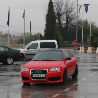 Audi A3 1.8T Gasolina 1998