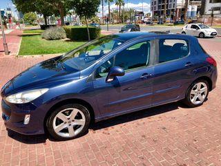 Peugeot 308: vendo coche peugeot 308