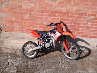 Moto KTM 85 SX 2009
